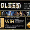 Gold HTC One to be given away by O2