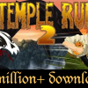 Temple Run 2 hits 50 million downloads