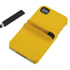 Ozaki iCoat Finger Case comes with a stylus