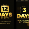 Apple launches 12 Days of Gifts app