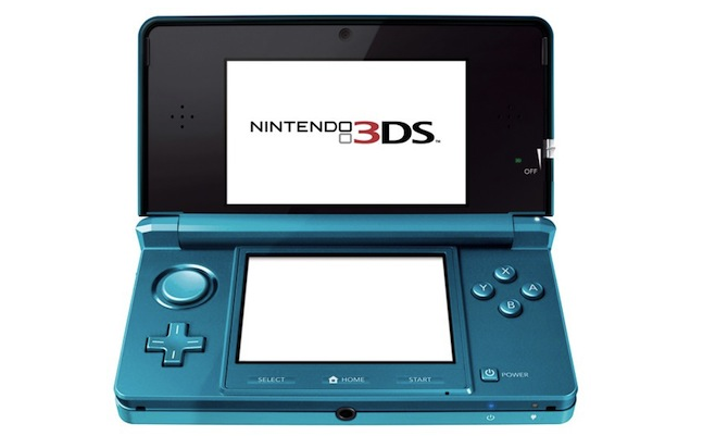 Nintendo 3DS outsells Sony PS Vita