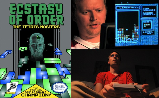 Ecstasy Of Order The Tetris Masters Dvd