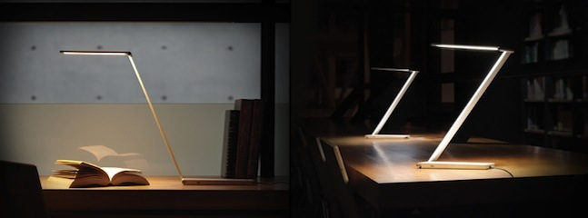 QisDesign BE LED Desk Lamp