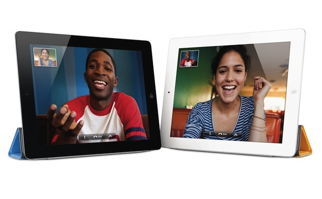 apple ipad facetime 4G