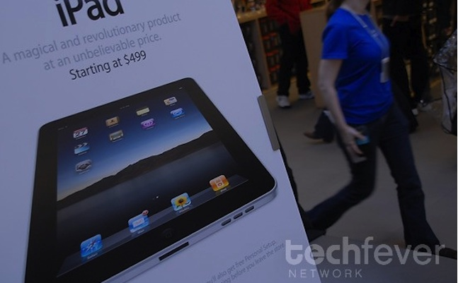 apple tablet market