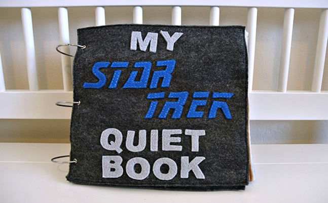 Star Trek Quiet Book
