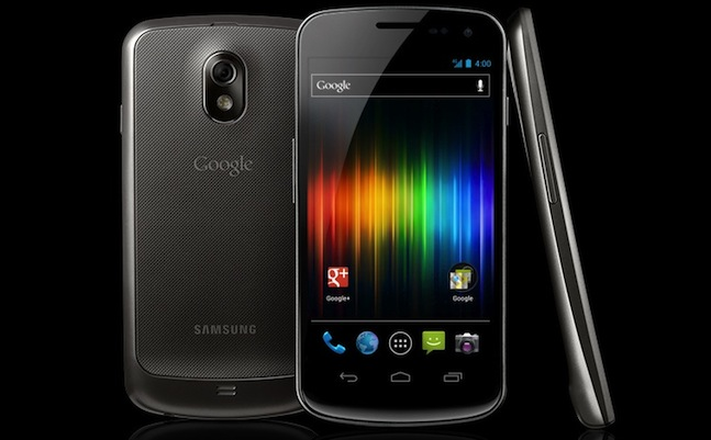 Andy's Blog: Google Galaxy Nexus:Review and Compare
