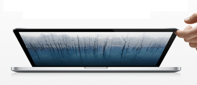 apple 13-inch retina macbook pro