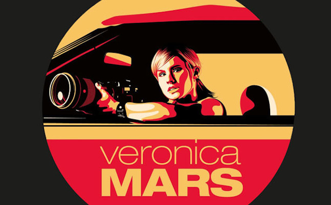 Kickstarter-funded Veronica Mars trailer released